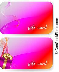 Color Gift Card Set