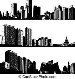 3 vector city skylines