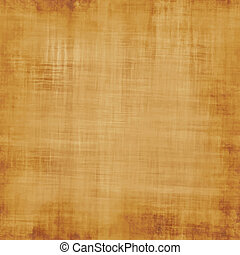 a large sheet of old parchment or fabric