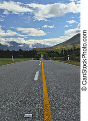 A New Zealand Highway
