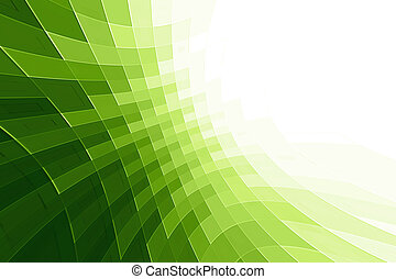 green abstract web background