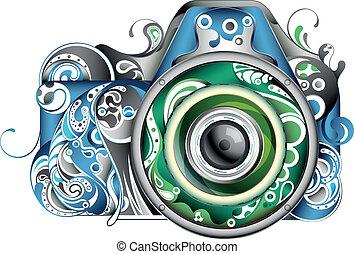 Abstract Camera