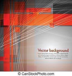 Abstract concept vector design