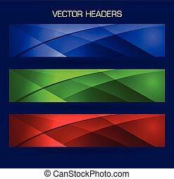 headers set vector