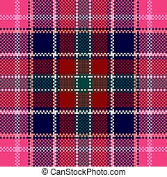Abstract seamless pattern background. Vector illustration.