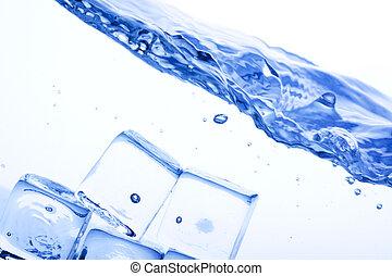 Abstract water splash!
