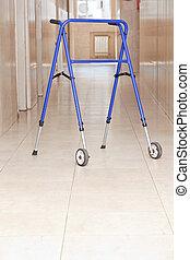 adjustable Folding Walker For Elderly