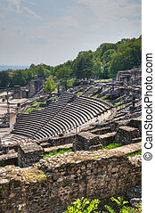 Amphitheater of the Three Gauls