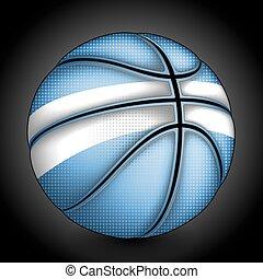 Argentine basket ball
