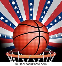 Australian basket ball