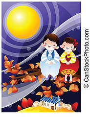 Autumn and Festival