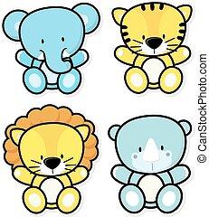 baby cute animals