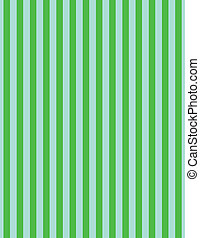 Background of green stripes.