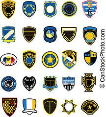 badge element