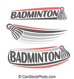 Badminton theme