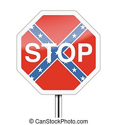 Ban on the Confederate flag
