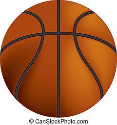 An image of a basketball