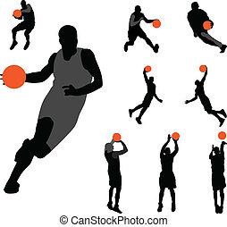 Basketball collection