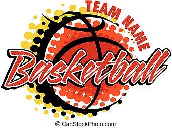 basketball team design