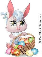 beautiful Easter Bunny