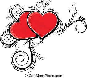 beauty hearts