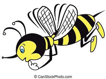 Bee thoughtful