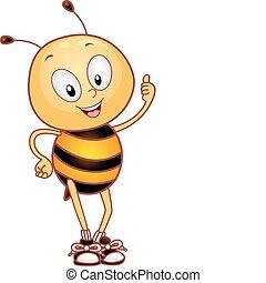 Bee Thumbs Up