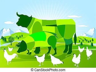 bio-dynamic agriculture