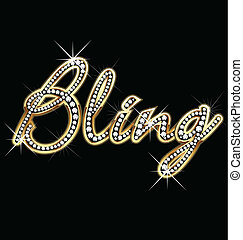 Bling bling word vector