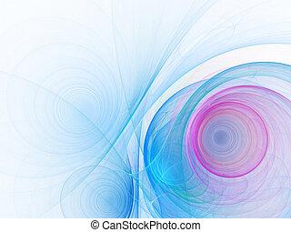 blue sphere rays