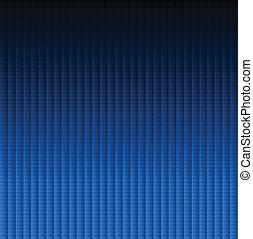 Blue tiles texture