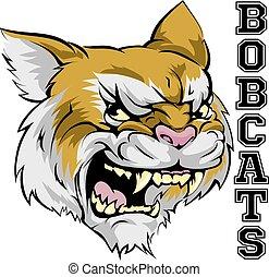 Bobcats Mascot