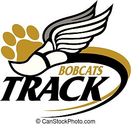 bobcats track