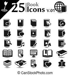 Book Icons v.01
