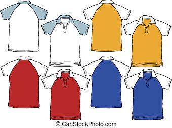 boy polo shirt sport uniform