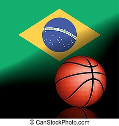 Brazilian basket ball