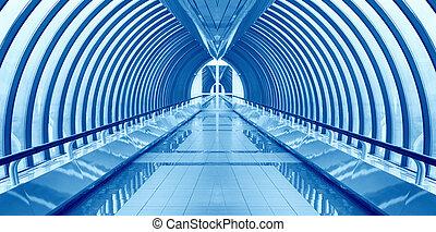 bridge way interior nobody
