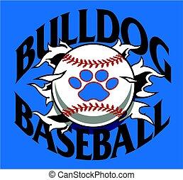 bulldog baseball