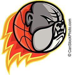 bulldog-basketball-MASCOT