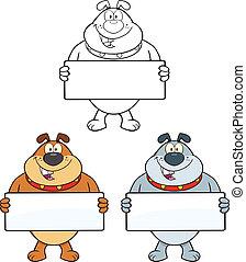 Bulldog Characters 2 Collection