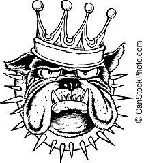 Bulldog king