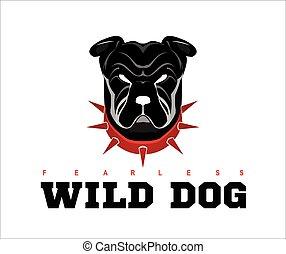 Bulldog. rottweiler.