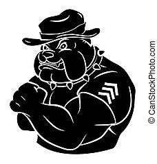 Bulldog security