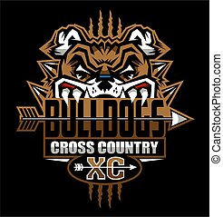 bulldogs cross country