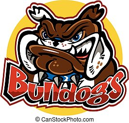 bulldogs logo design