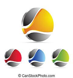 business logo, icon