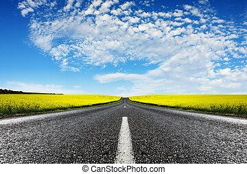 Canola Road