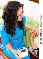 Caring for Senior Patient