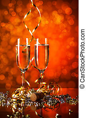 Celebration still life