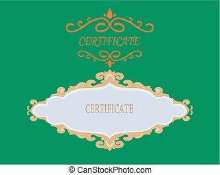 Certificate Frame 1.eps